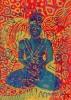 buddha on spiral
